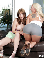 Summer & Lori Brook's are both scorching hot, 2 huge asses, and 2 perfect perky tits, what more can you ask for in life