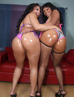Big asses black girls