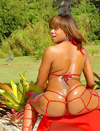 Realitykings / Roundandbrown.com Presents... Dania - Bust It Baby