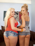 Big Ass Blondes With Blue Eyes Feat. Angel Vain, Nicole Aniston